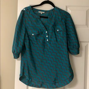 Hawthorn size Small blouse